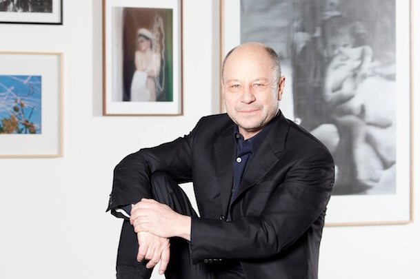 Collector Thomas Olbicht. Photograph by Jana Eber. Courtesy of ME Collectors Room Berlin/Stiftung Olbricht
