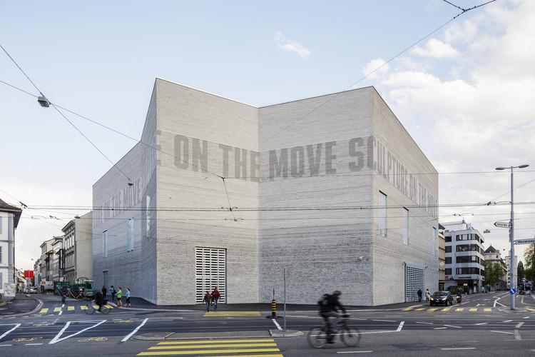 Kunstmuseum Basel, © Derek Li Wan Po, Basel (image courtesy of ArchDaily)