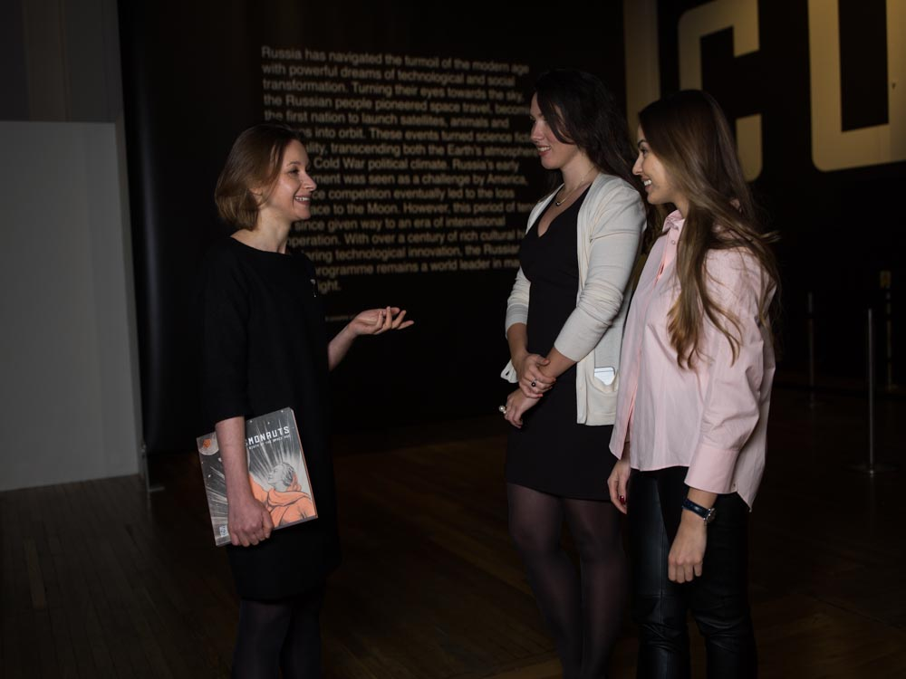 Natalia Sidlina and Anastasia Petrovskaya and Maria Korolevskaya (The Art Partners)