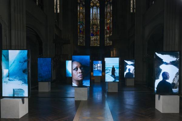 Isaac Julien ' Stones against Diamonds' show