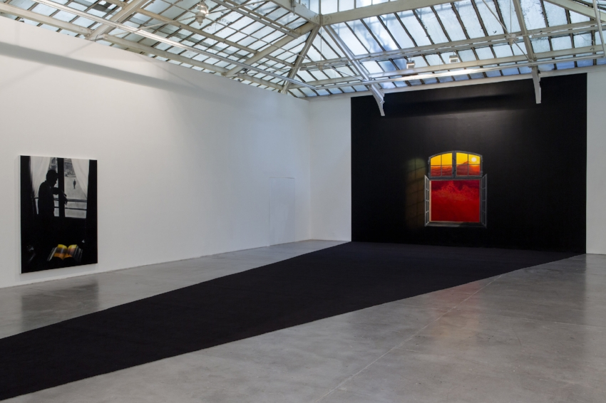 Exhibition view of Friedrich Kunath, 'My Loneliness Shines', VNH Gallery