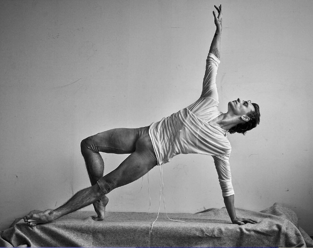 Sergei Polunin for Vogue Hommes - Photo by Mario Sorrenti