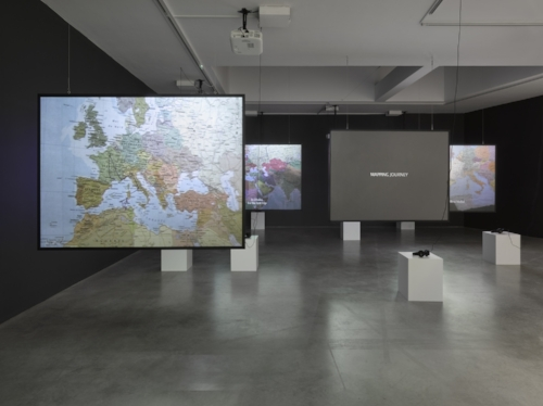 Installation view  ©Photo Lisson Gallery London