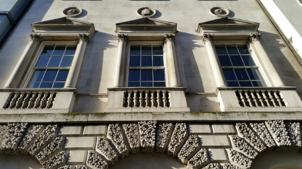 Ely House on Dover Street, Image Courtesy of  Charles Saumarez Smith