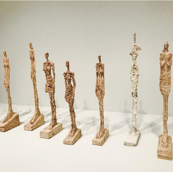 """Alberto Giacometti, """"Femme de Venise"""", 1956"""