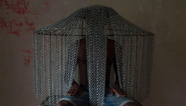 One of the shortlisted artist Amartey Golding, Umbrella (2016) Image courtesy of the artist