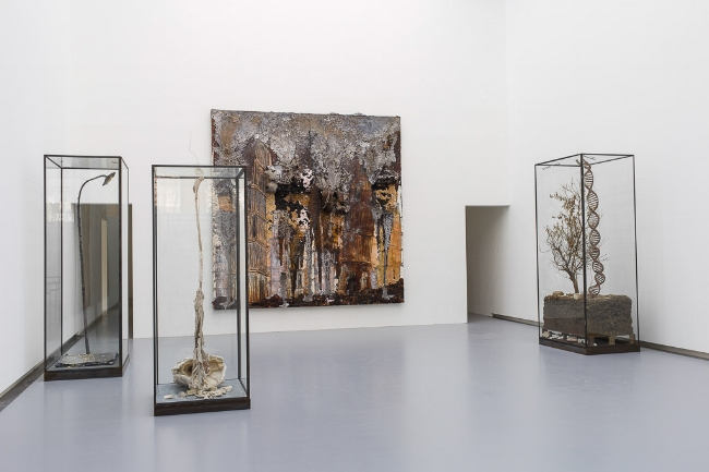 View of the exhibition Kiefer Rodin. Courtesy Musée Rodin.