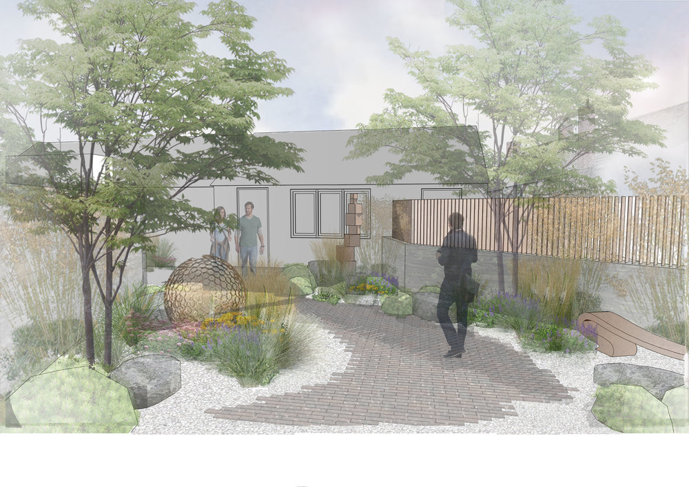 Tom Simpson Garden Design - Porthily Gallery