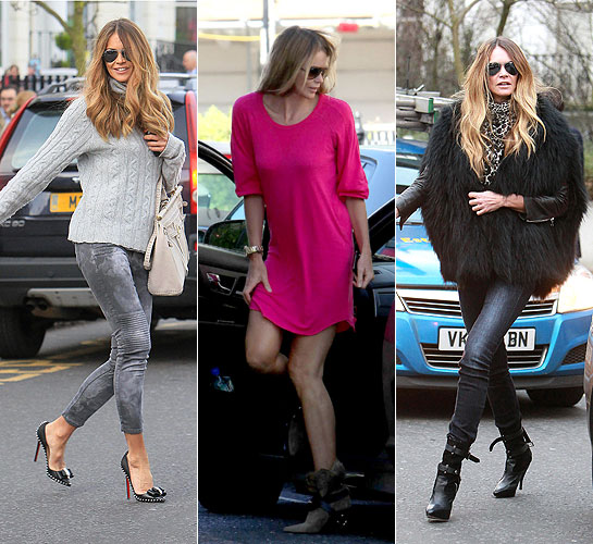 We can't all have Elle Macpherson's wardrobe or school run style