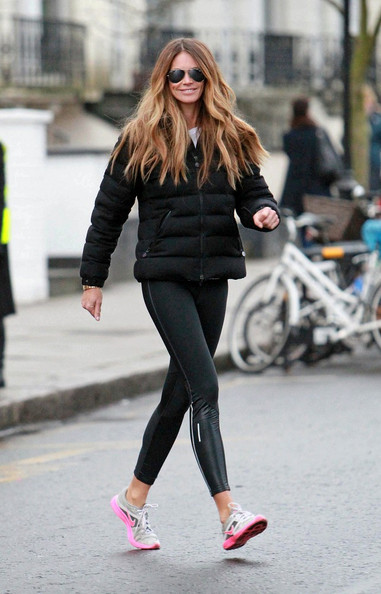 An Elle Macpherson look we can just about manage.