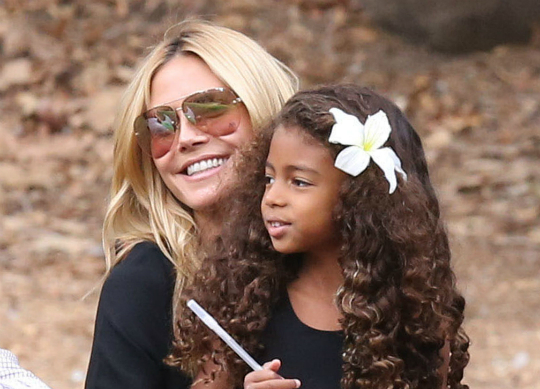 heidi klum daughter hair.jpg