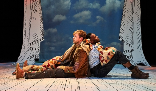 The Velveteen Rabbit at Unicorn Theatre
