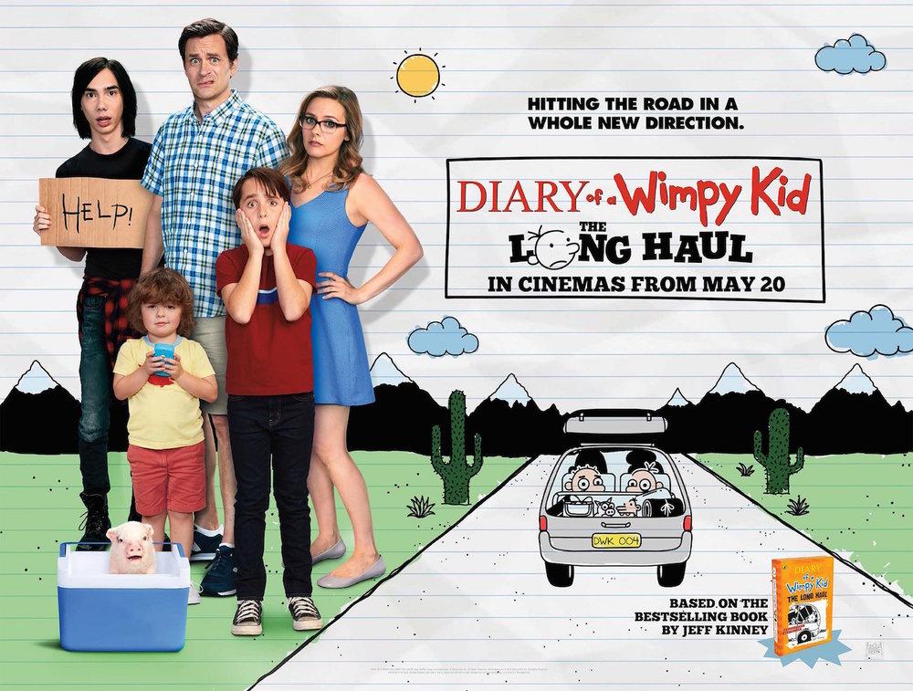family road trip movie