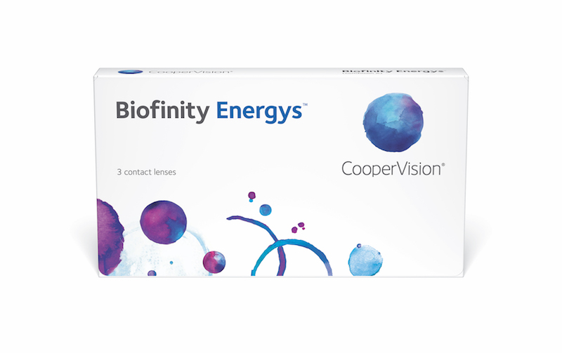 digital eye strain Biofinity Energys contact lenses