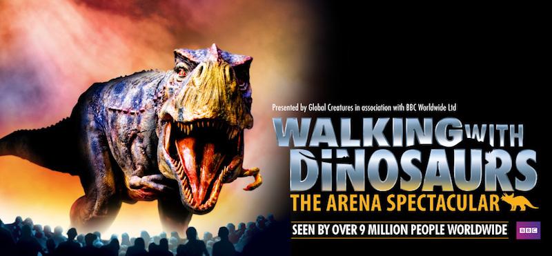 WalkingWithDinosaurs TheO2.jpg