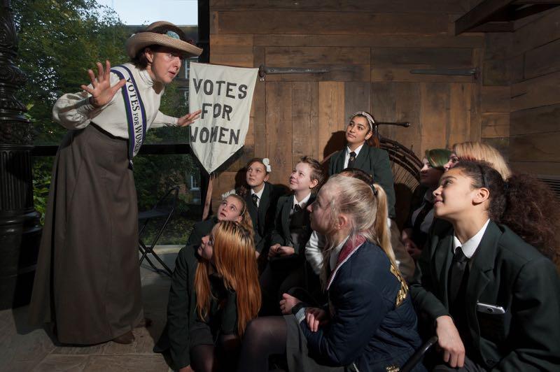 Votes for Women Museum of London half term.jpg