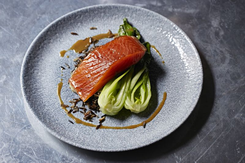 Pomona's - Hot smoked salmon, miso, Steven Joyce.jpg