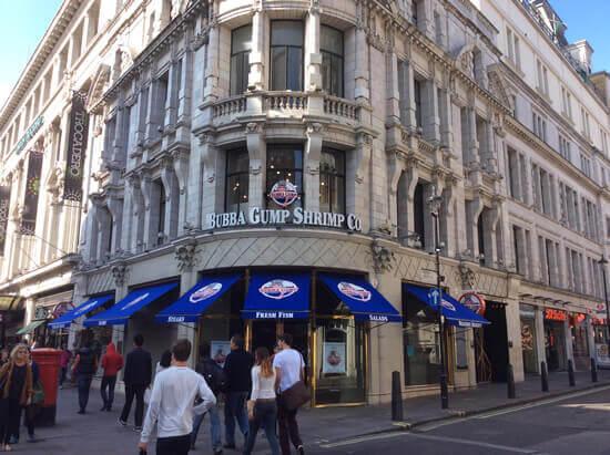 Bubba Gump restaurant london.jpg
