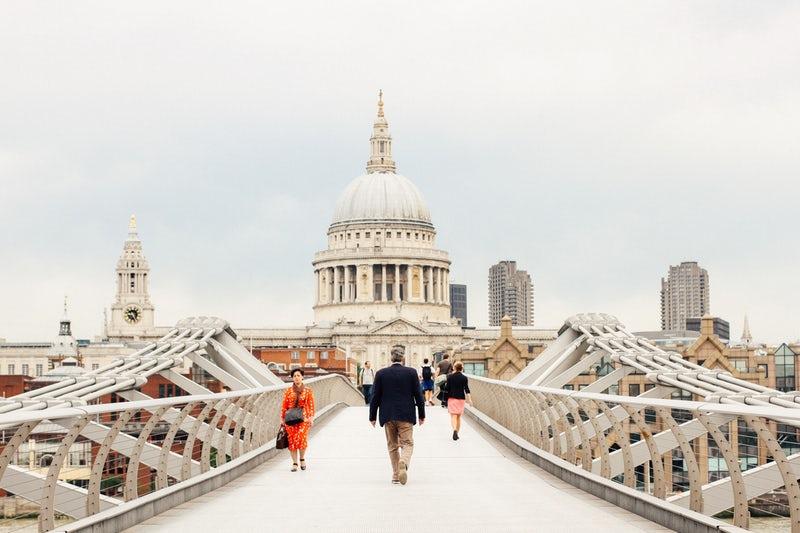 SOUTH LONDON -
