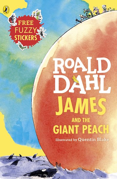 james and the giant peach roald dahl day.jpg