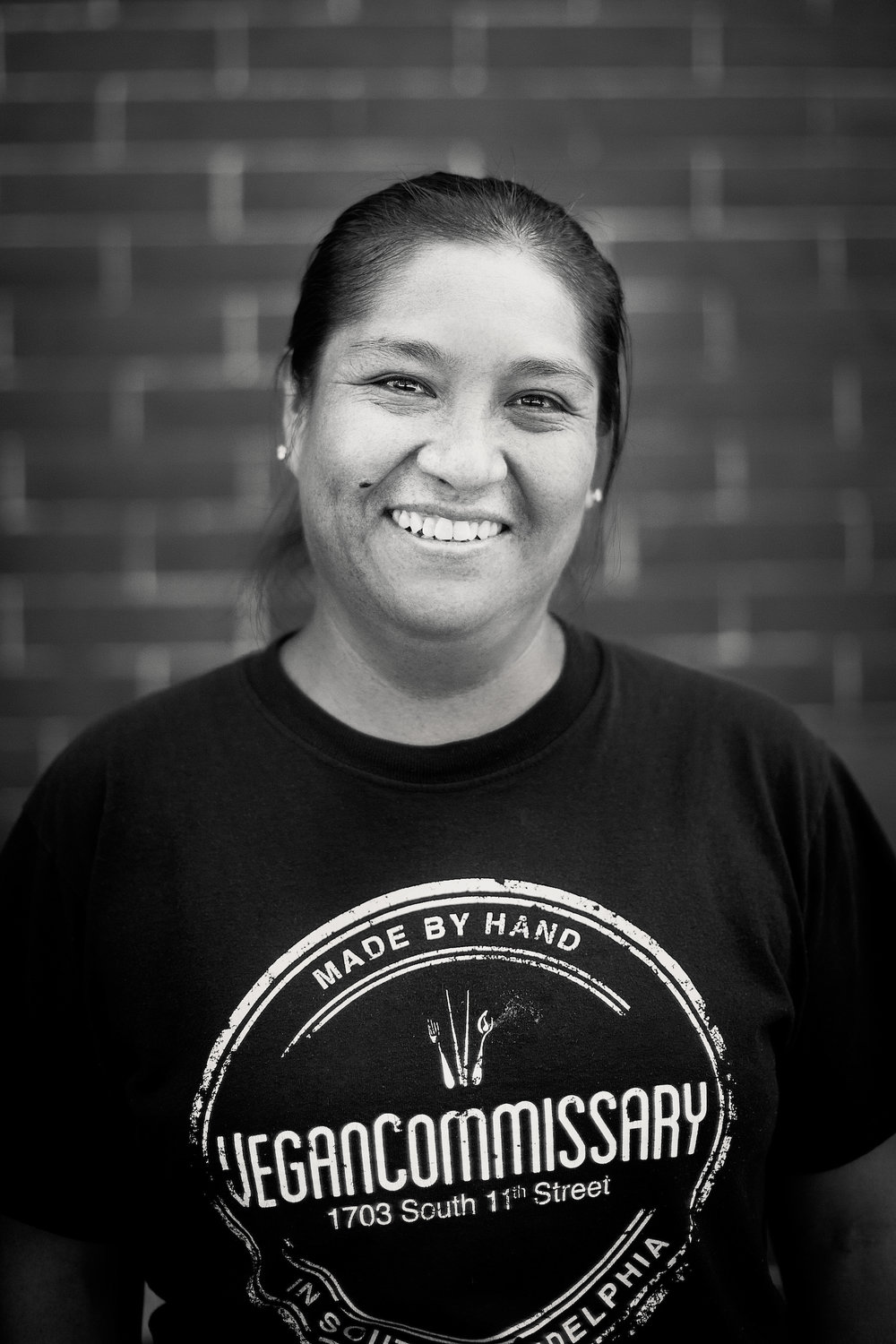 Felipa wholesale production FELIPA MAKES THE BEST VEGAN TACOS IN PHILLY. Quote us on that. She also makes a mean veggie burger patty. Quite a few of them in fact.