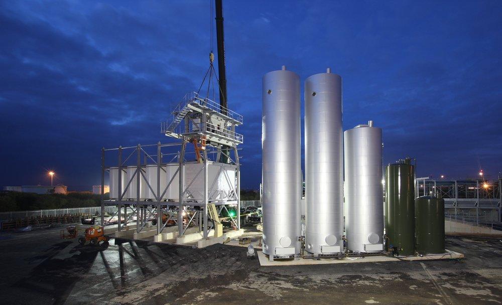 Komplette anlegg - oppgraderinger - ettermarked til Betong- og Asfaltindustrien   Ring oss:  64 97 40 40  eller send  e-post