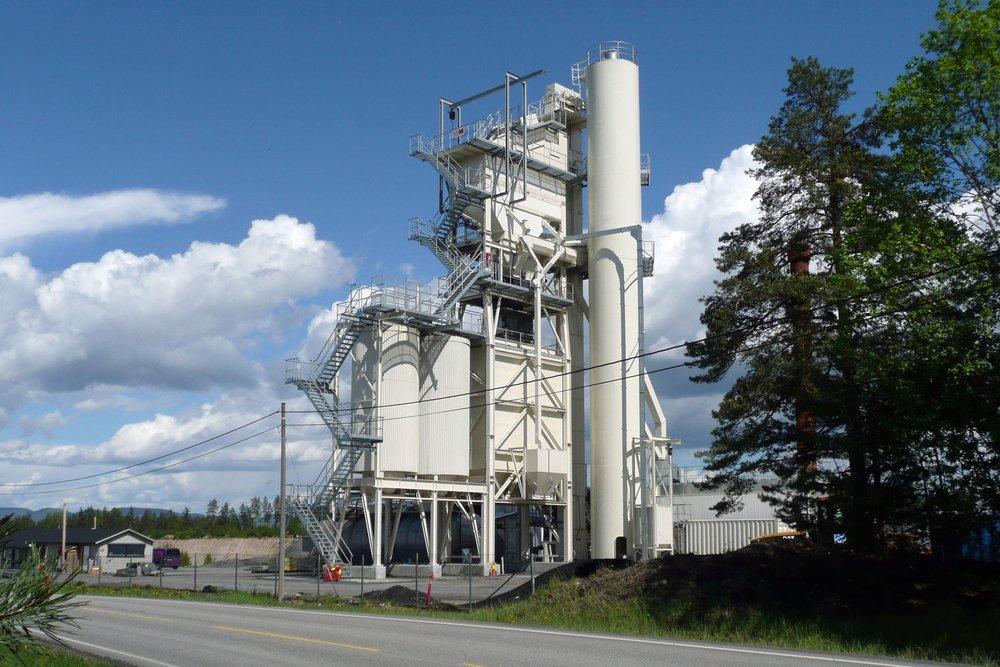 TENSOR leverer komplette asfaltfabrikker og oppgraderinger i hele Norge. Vår hovedleverandør er KVM i Danmark, som har mer enn 50 års erfaring med levering av utstyr til asfaltindustrien, og er stadig i forkant når det gjelder utvikling. Les mer...