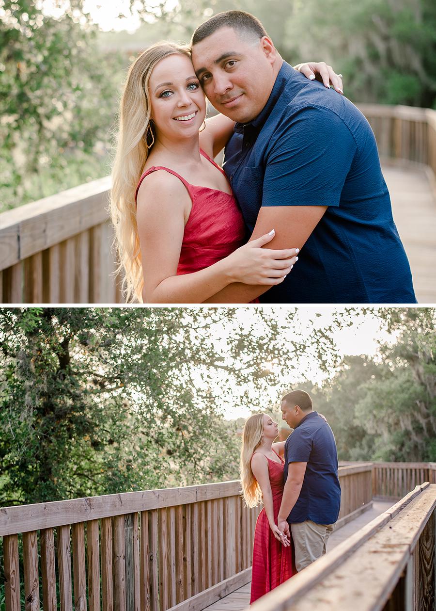 corpus christi engagement photos