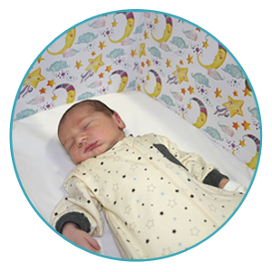 Specialist maternity services for mother and baby