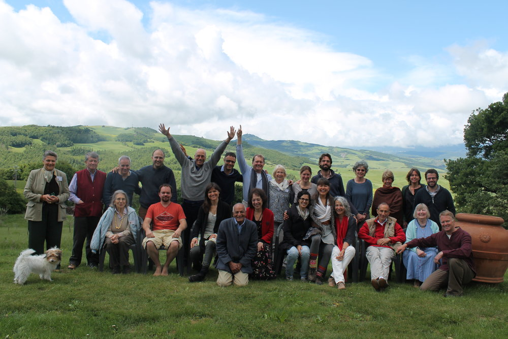 Journey School, Process and Pilgrimage, Italy