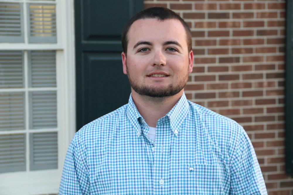 Blake Spivey, Parks & Recreation Director