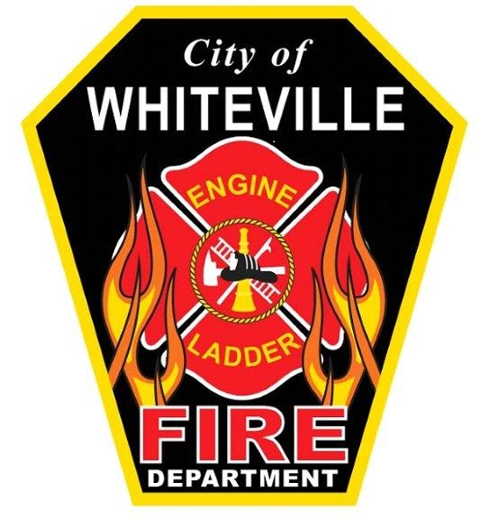 City of Whiteville Fire Department badge.JPG