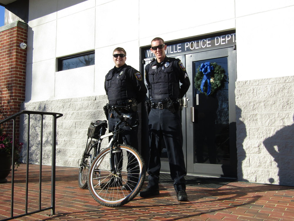 The Whiteville Police Department has initiated a new bicycle patrol program after hearing from the community and discussing the program with officers.
