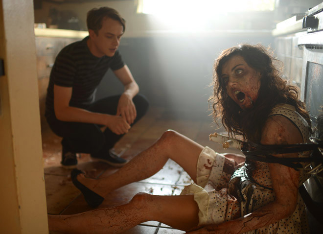 SUNDANCE REVIEW: Zombie Rom-Com 'Life After Beth' Starring Aubrey Plaza & Dane DeHaan   READ IT HERE .