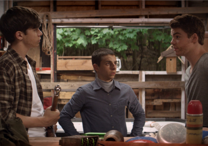 SUNDANCE REVIEW: Idiosyncratic 'KINGS OF SUMMER' Heralds The Arrival Of A Fresh New Comic Voice   READ IT HERE .