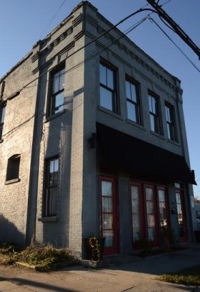 Spring Street Firehouse (courtesy of WELD)