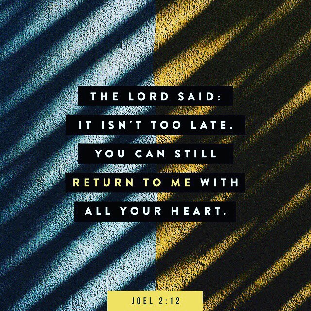 Someone needs to read this tonight. Did you know God loves you and stands ready to enter your life and make you new in Christ? Give God your life today. By faith open the door of your heart to Jesus. You will never regret it.