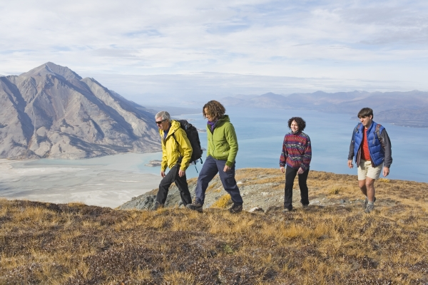 Kluane National Park and Reserve, photo: Fritz Mueller © Government of Yukon