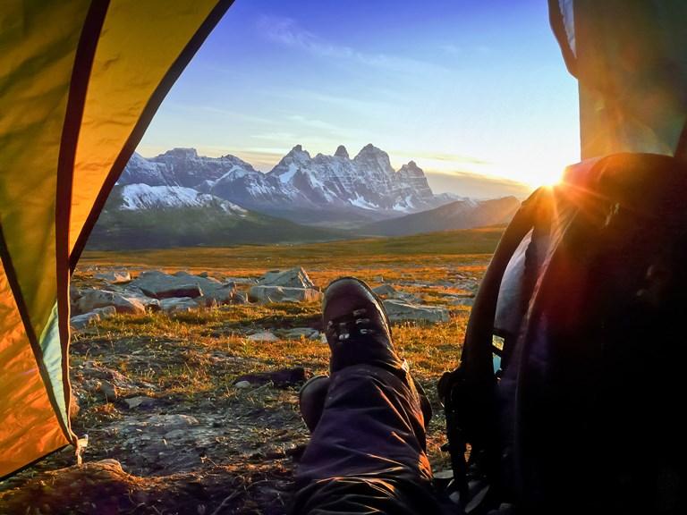 Jasper national park, photo: Layla Neufield © Parks Canada Agency