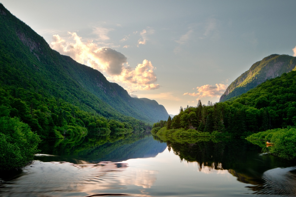 Parc national de la Jacques-Cartier, photo: Steve Deschênes © Sépaq