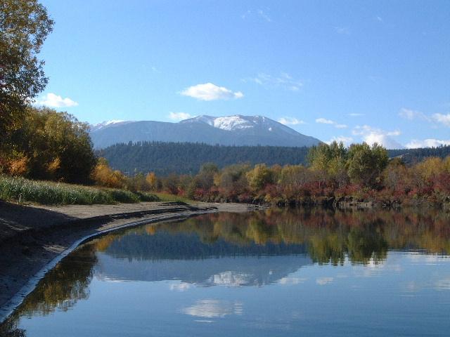 Réserve nationale de faune de Columbia, photo: Blair Hammond © Environnement et Changement climatique Canada