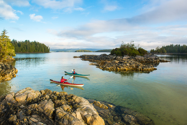 Pacific Rim National Park Reserve, B.C. Photo: Scott Munn © Parks Canada