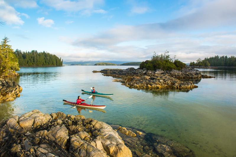 Réserve de parc national Pacific Rim, Colombie-Britannique. Photo : Scott Munn © Parcs Canada