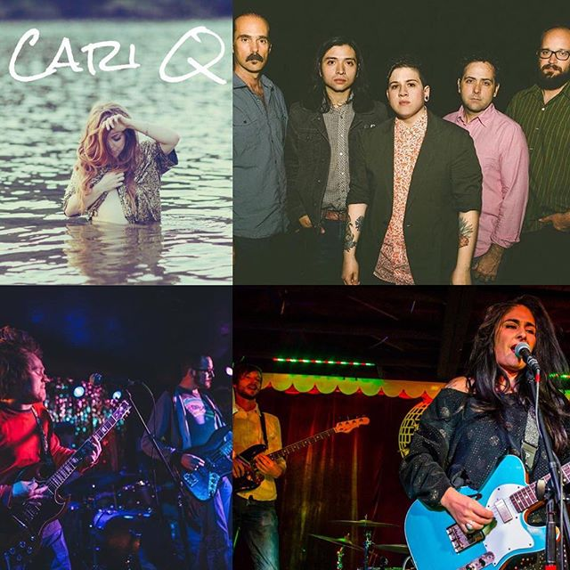 Oh man we are looking forward to this night. All superb little chickens. Thursday Feb 9th at @hotelhotburrito 🌯 @carryillinois 9:30 🌯@cariqmusic 10:30 🌯@belcurve 11:30 🌯 @magicrockersoftexas 12:30 🌯 Be there for your earhole massage. Vibration included. Burritos sold separately in a location near you.