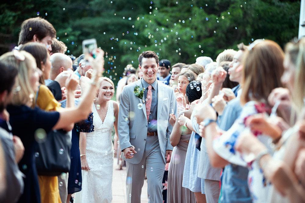 Fayetteville Wedding Photographer Sparkler exit-5.jpg
