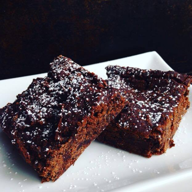 Double Chocolate Black Bean Brownies recipe