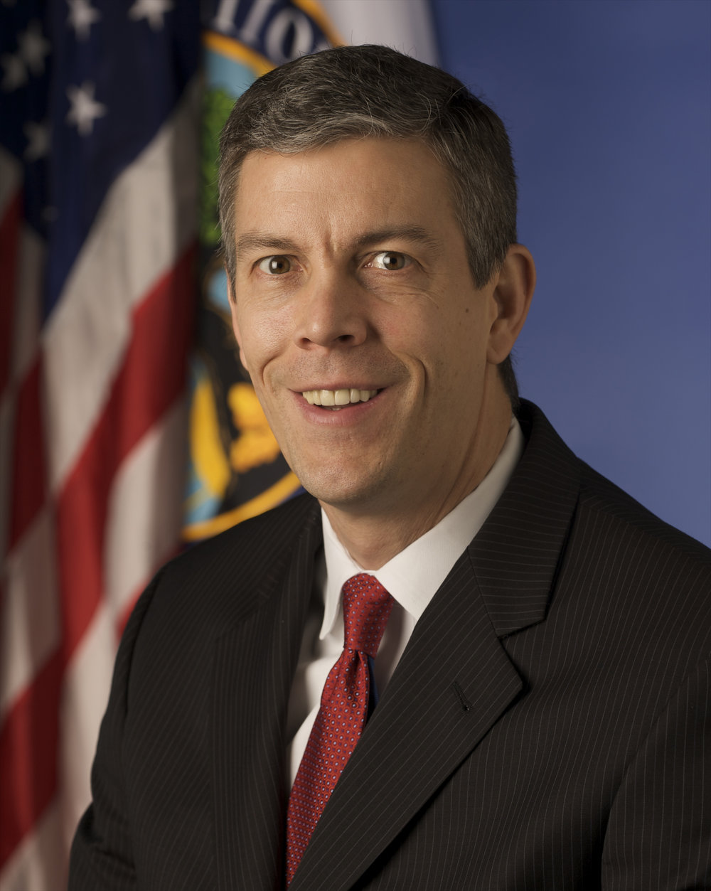 Arne Duncan - Former Secretary of Education, US Government;  Managing Partner, Emerson Collective