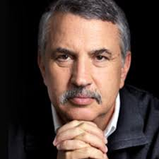 THOMAS FRIEDMAN - NEW YORK TIMES OP-ED COLUMNIST