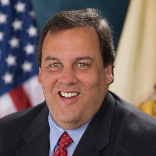 CHRIS CHRISTIE -55TH GOVERNOR OF NEW JERSEY
