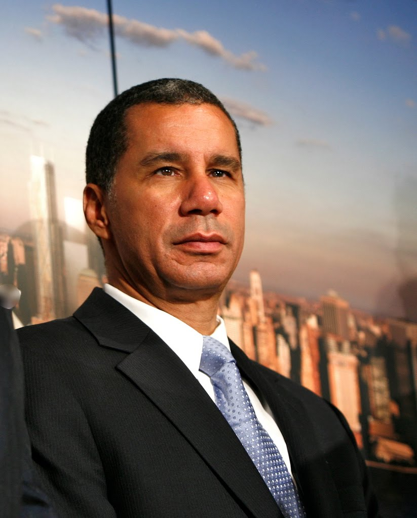 GOVERNOR DAVID PATERSON - 55TH GOVERNOR OF NEW YORK